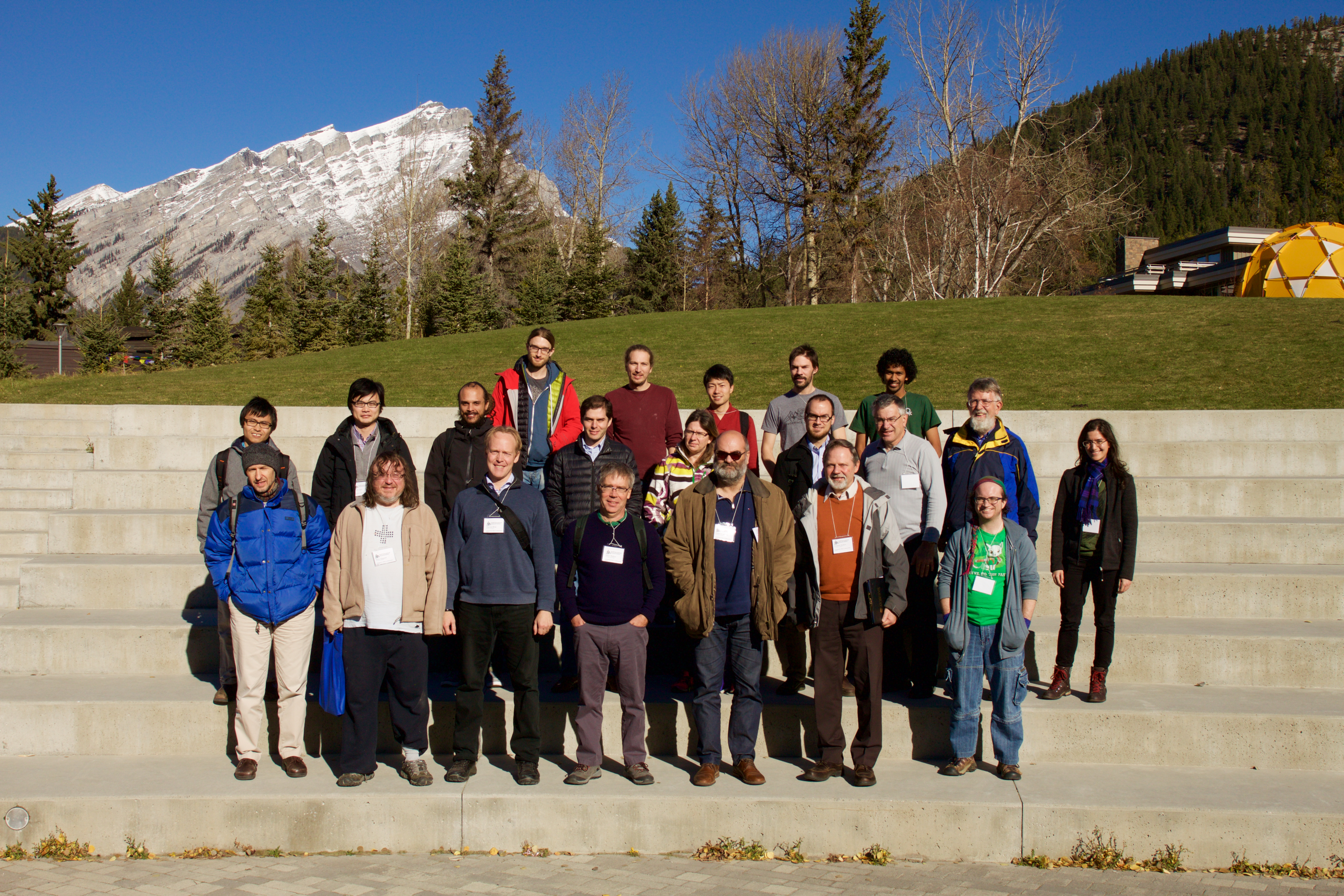 17w2694: Contemporary Topics in Mathematical Physics | Banff